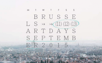 Brussels Art Days – Revue de presse