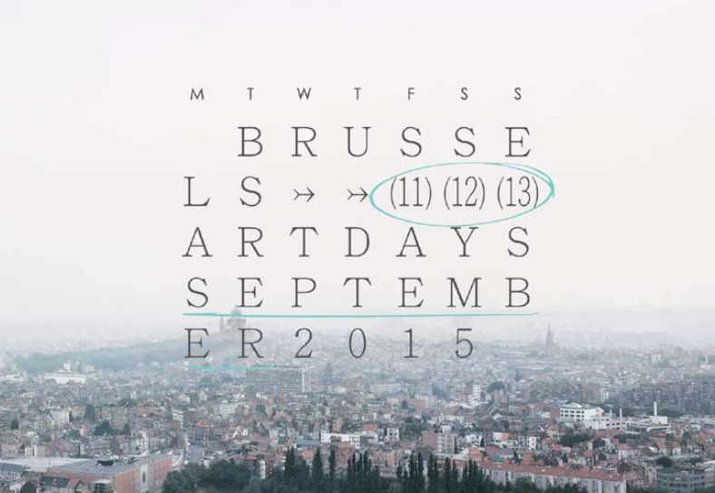 Brussels Art Days – Persoverzicht