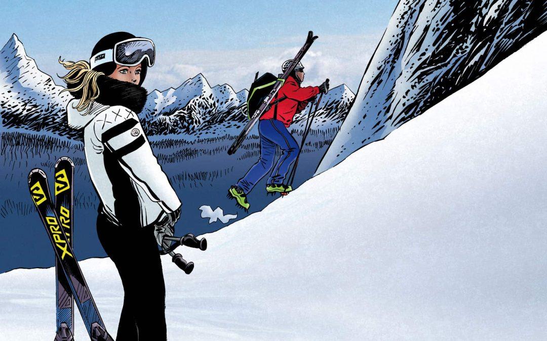 Le ski sans les soucis avec VdH