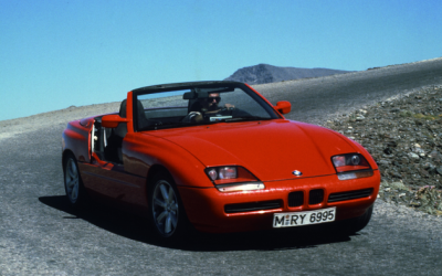 BMW Z1 : l'art de l'illusion…