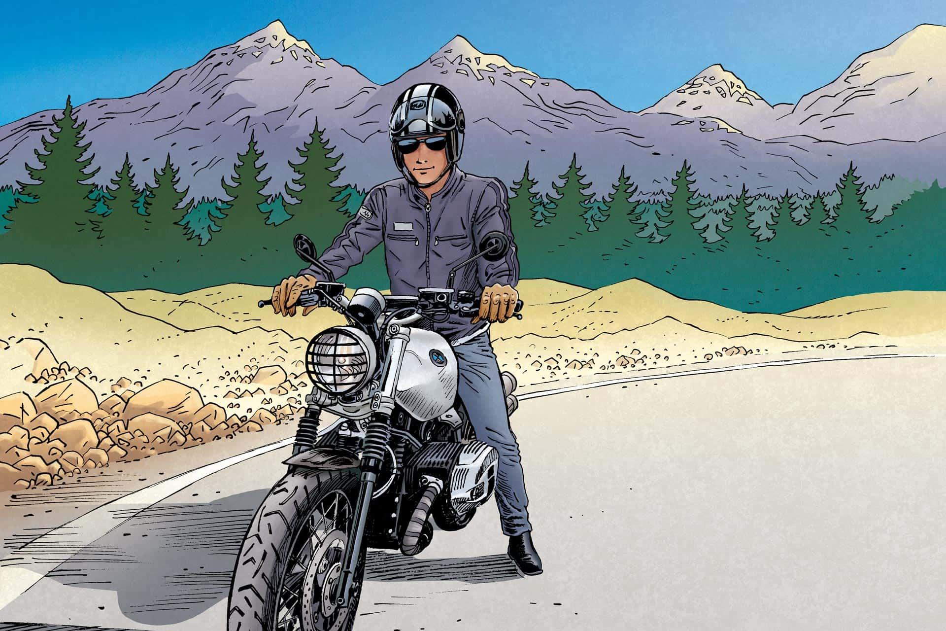 Omnium moto assurance Vander Haeghen