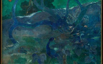 Un chef d'œuvre tahitien de Gauguin aux enchères