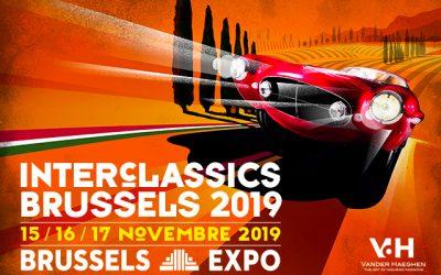 Wedstrijd InterClassics « Great Italian Designers »