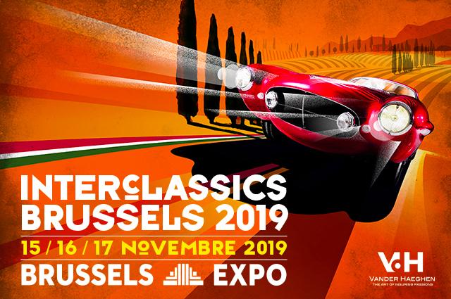 Concours InterClassics « Great Italian Designers »
