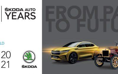 CONCOURS « SKODA 125 Years » à Autoworld