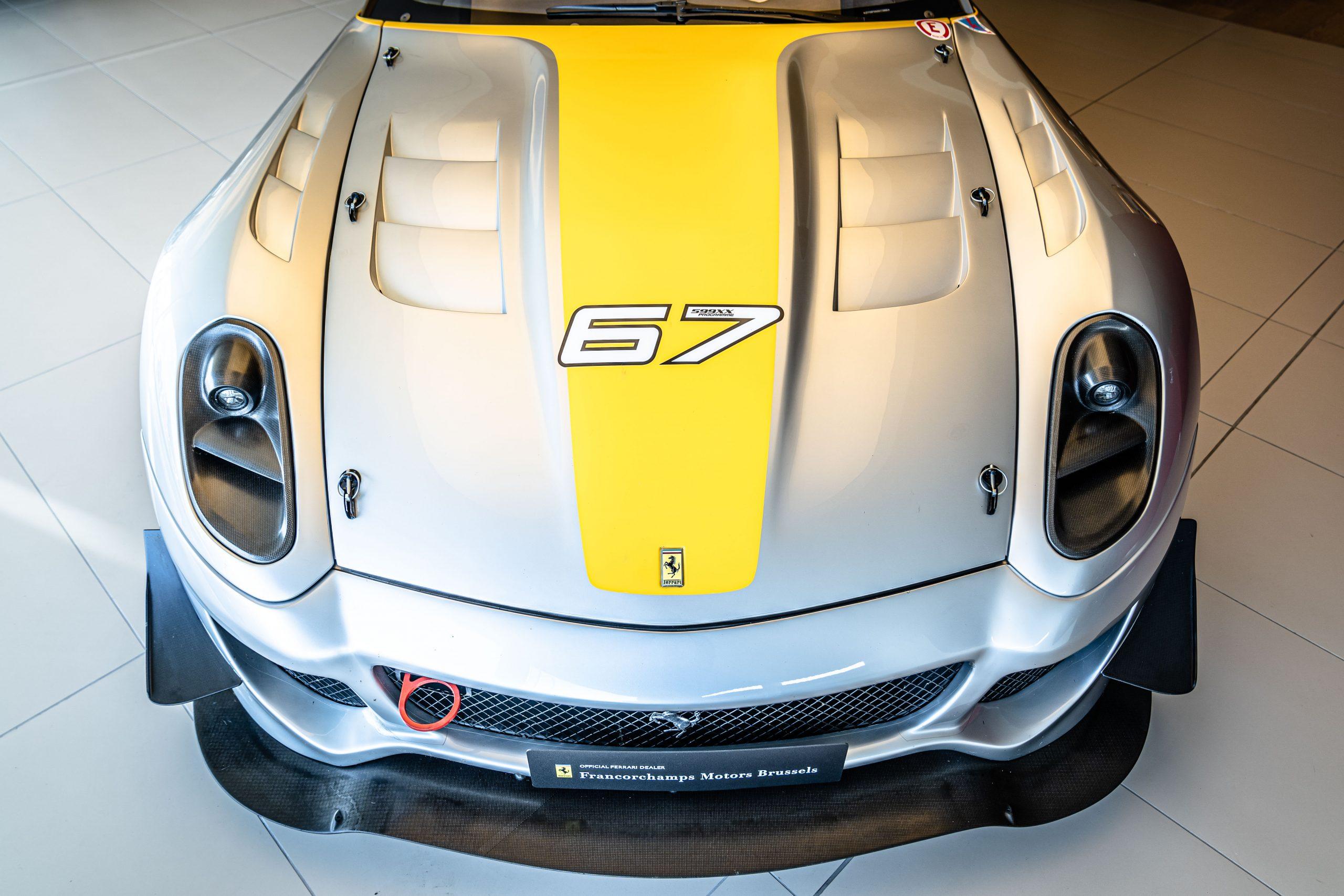 F599xx - bumper