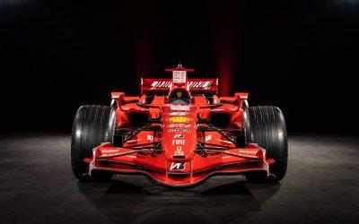 VdH assure 2 Ferrari d'exception pour une valeur de 7.500.000€ chez Ferrari Francorchamps Motors.