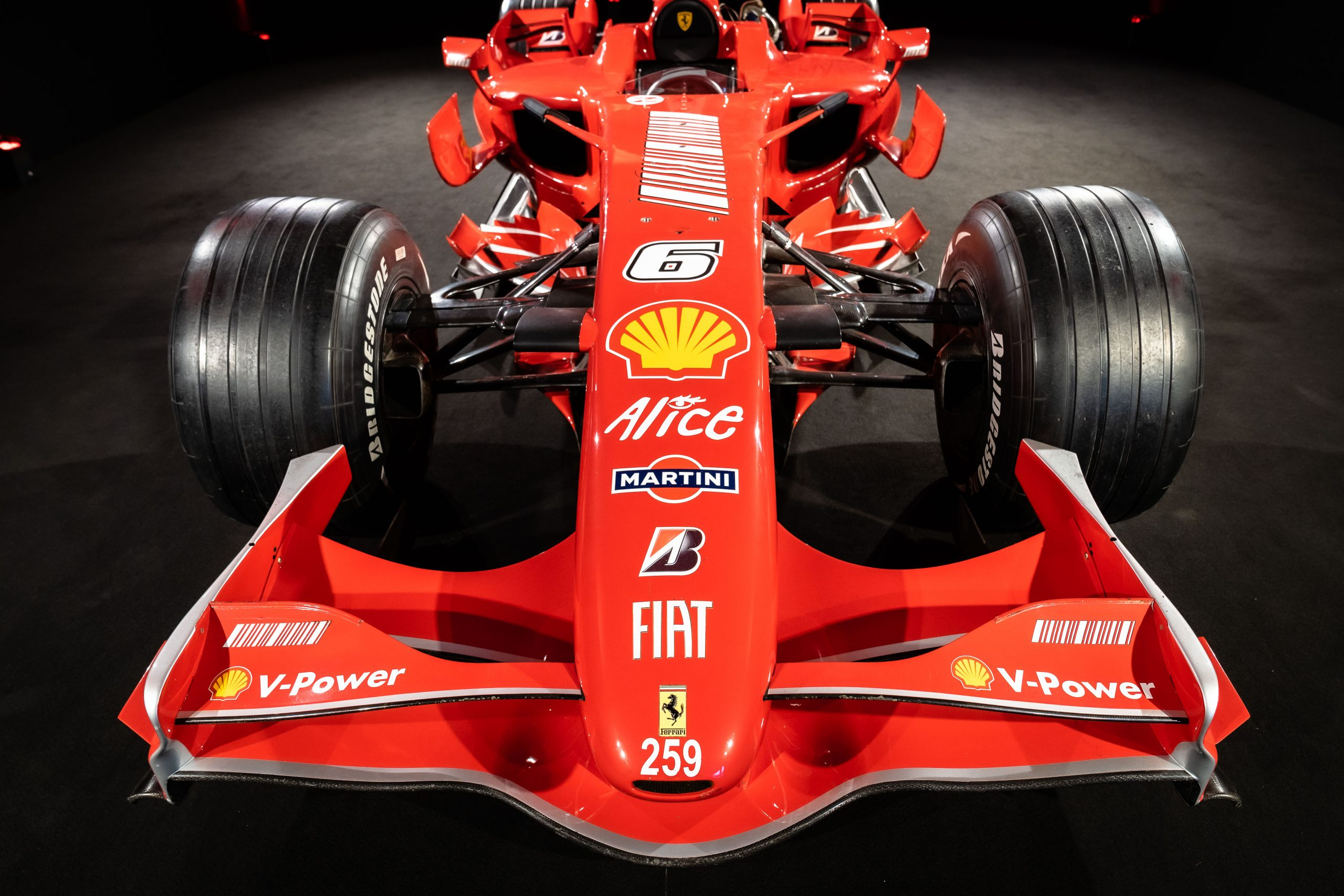 Ferrari F1 F2007 - Nose