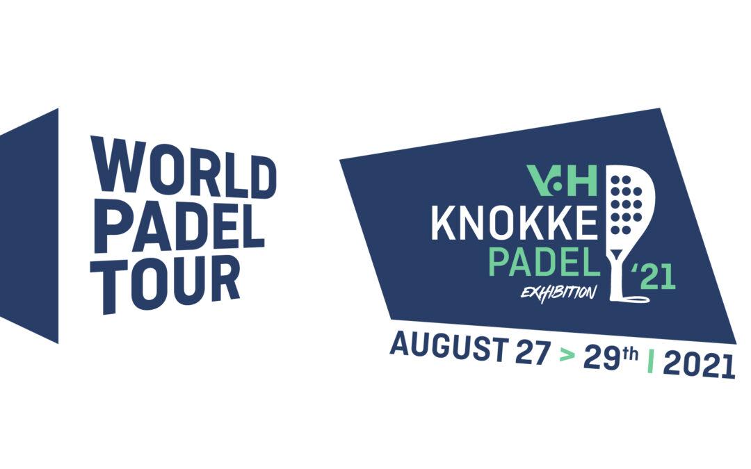 Vander Haeghen Knokke Padel Exhibition